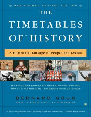 Timetables of History by Grun