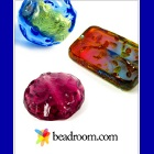 BEADROOM.COM has a curated selection of beads made from the finest, most radiant glass available. They carry Vintage, Czech, and Japanese glass beads and are headquartered in Indianapolis, Indiana.