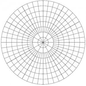 print free polar graph paper