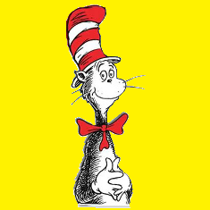 Dr. Seuss from A-Z is a special place on our website that has Seuss-themed products from multiple online merchants.