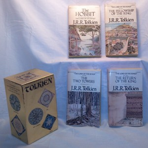 Tolkien Box Set - Collectible
