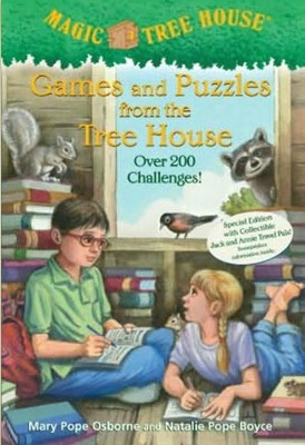 Magic Tree House: Games ad Puzzles fro the Tree House